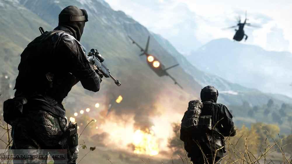 Battlefield 4 Features