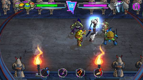 teenage mutant ninja turtles games free download