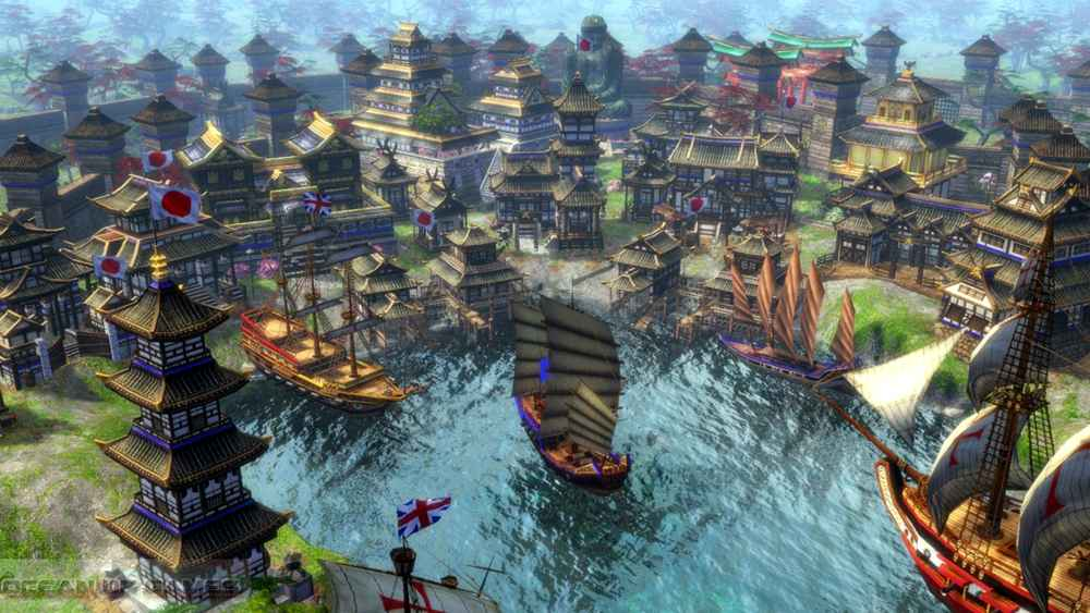 Age of Empires 3 Download Free