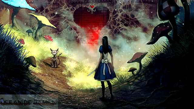Alice The Madness Returns Setup Free Download