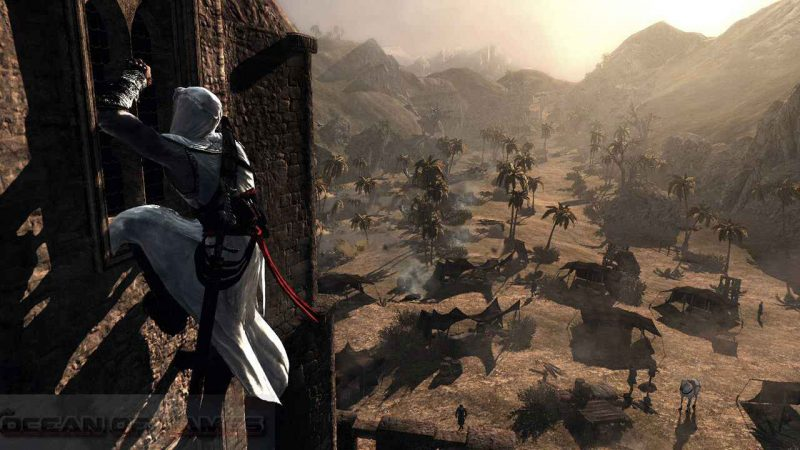 Download Assassins Creed 1 For PC Free Full Version Highly Compressed
