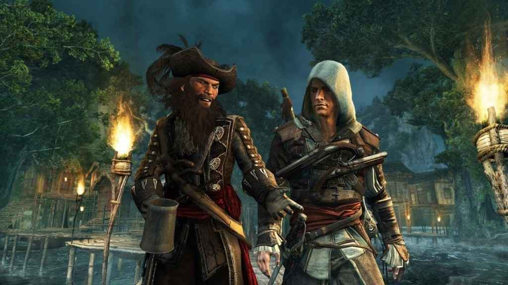 AssassinE28099s Creed IV Black Flag Free 1024x576