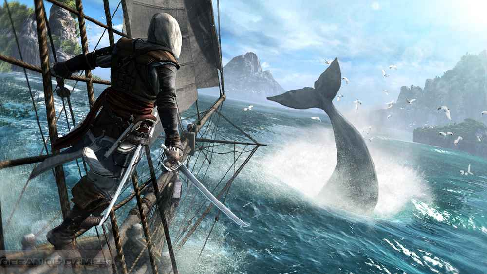 Assassins Creed IV Black Flag Download For Free
