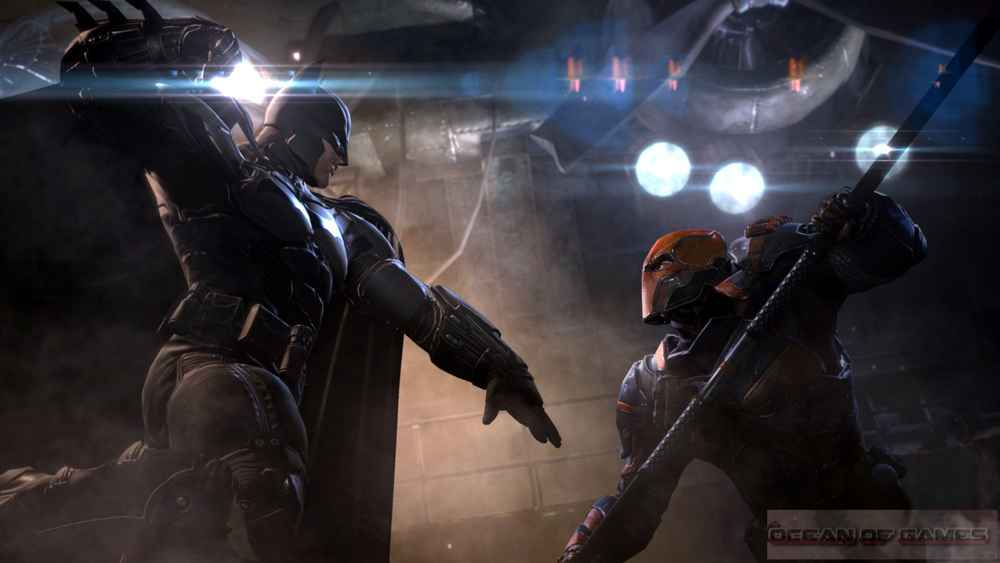 Batman Arkham Origins Setup Download For Free