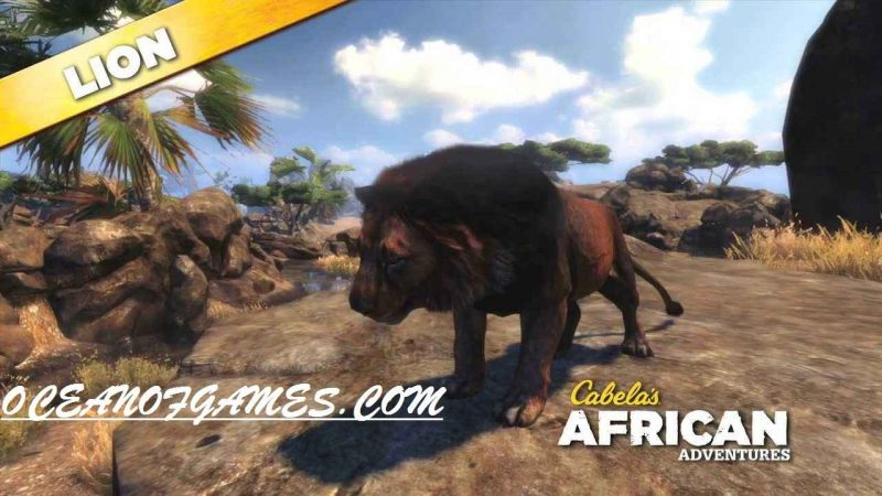 Cabelas African Adventures Download