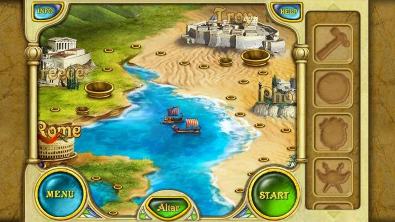 Call of Atlantis Free