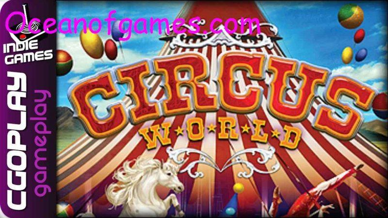 Circus World Game Free Download