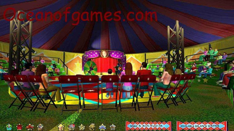 Circus World Game