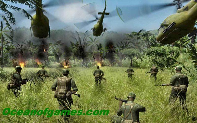 Free Man Of War Vietnam