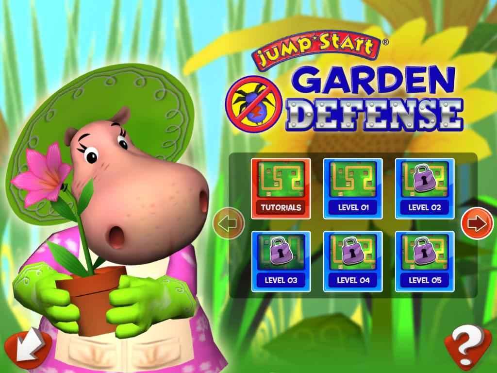 Garden Defense Free Download