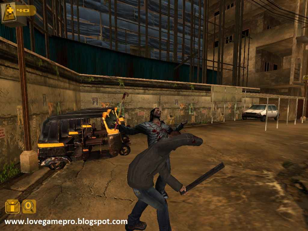 Ghajini The Game image