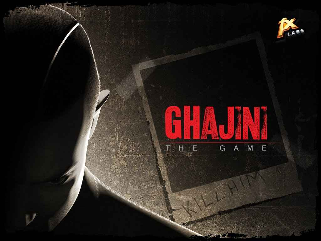 Ghajini The Game