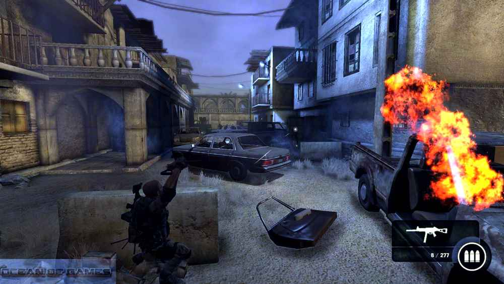 Global Ops Commando Libya Setup Free Download