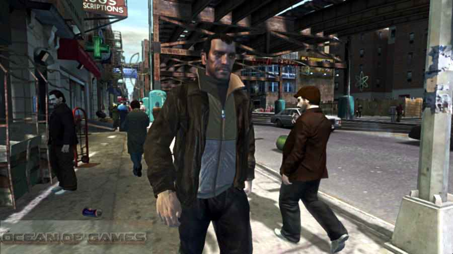 Grand Theft Auto IV Complete Edition Setup Free Download
