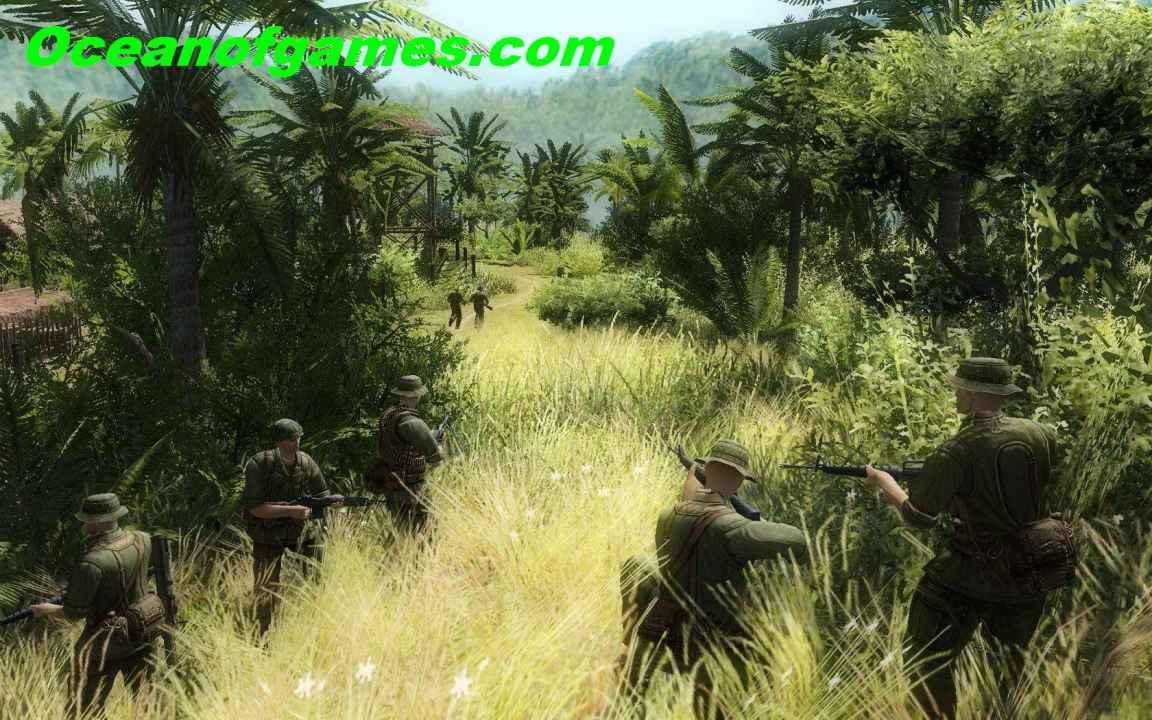 Man Of War Vietnam free