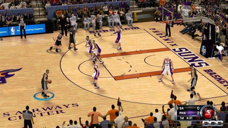 NBA2K12 free