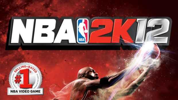 NBA2K12 logo