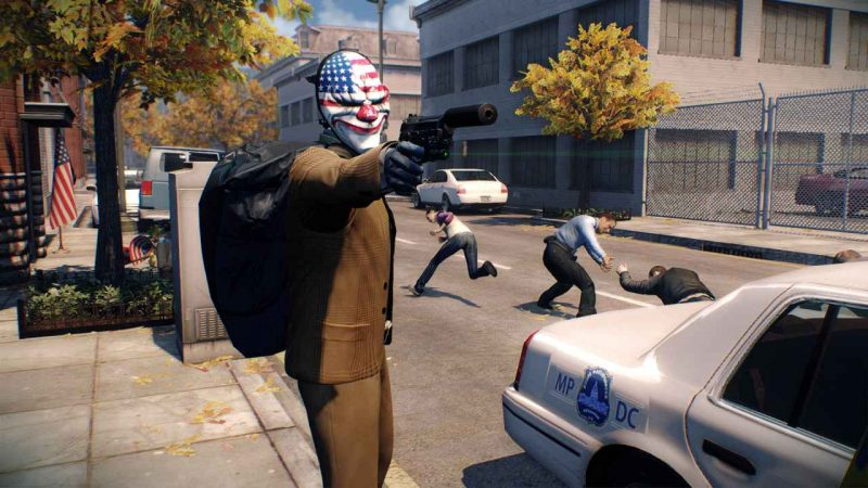 Payday 2 Career Criminal Edition wallpaper