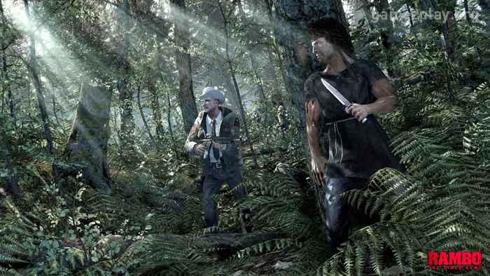 Rambo The Video Game Free