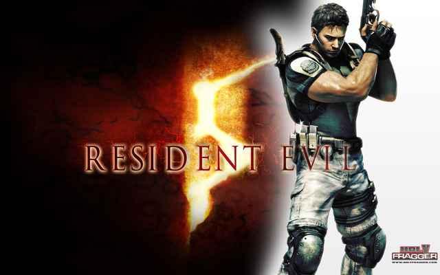 Resident Evil 5 logo