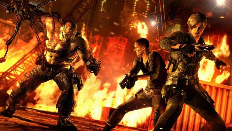 Resident Evil 6 Free