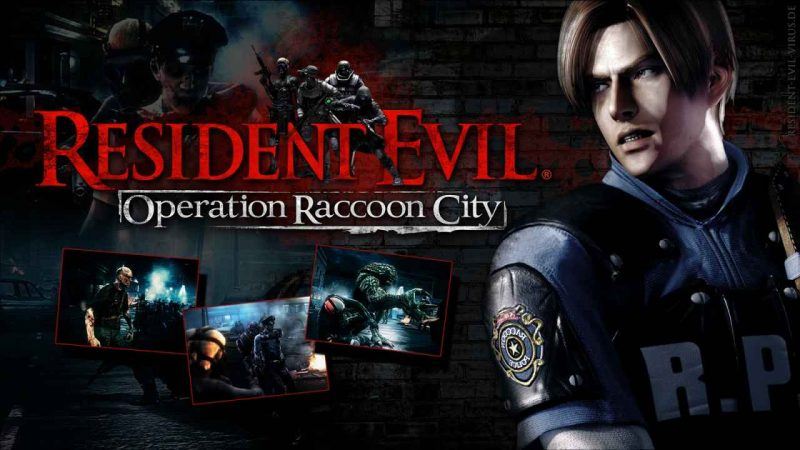 Resident Evil Operation Raccoon City Downloa Free