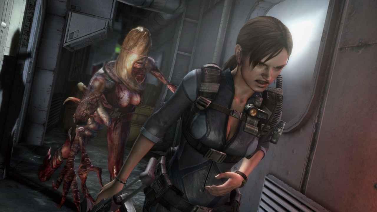 Resident Evil Revelations Free