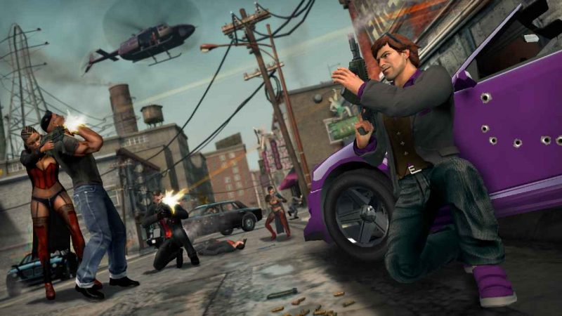 Saints Row The Third Free Download