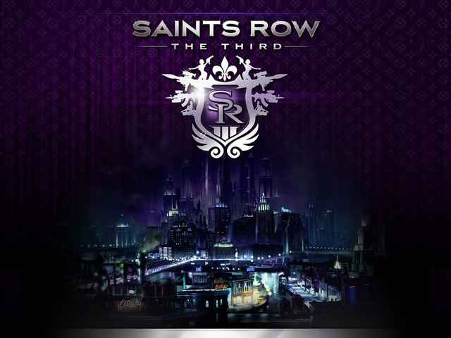 Saints Row The Third logo