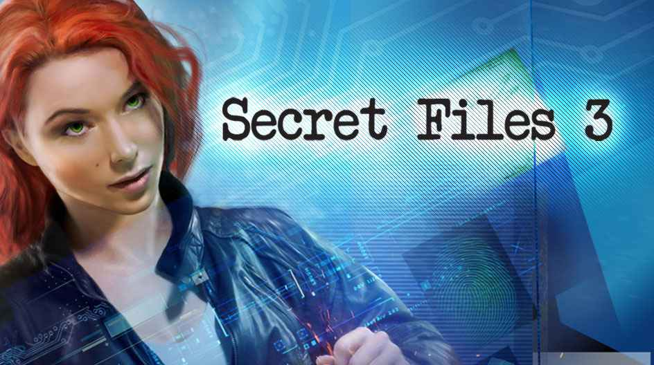 Secret Files 3 logo