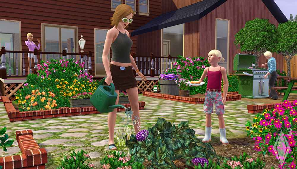 Sims 3 Deluxe free download