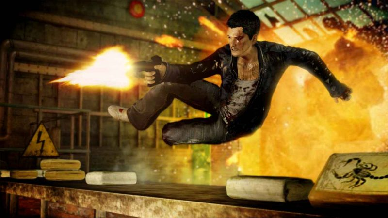 Sleeping Dogs Limited Edition Free