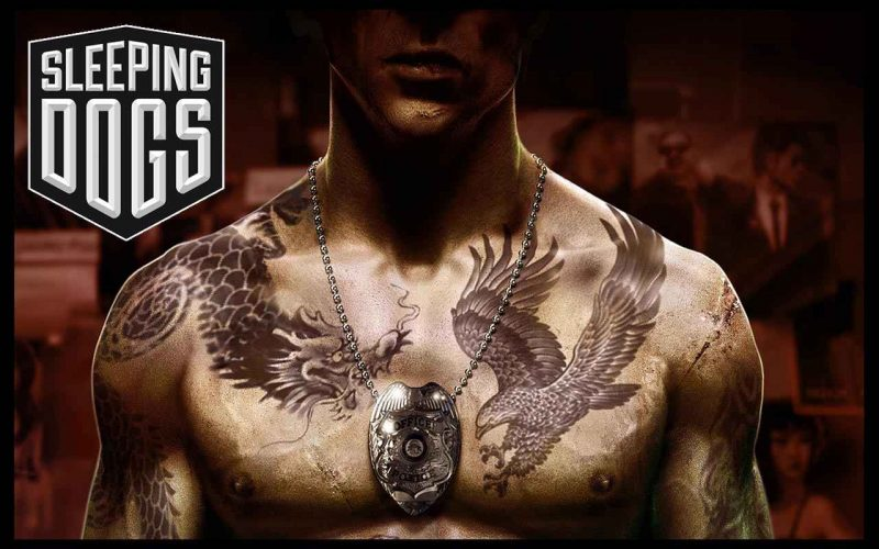 Sleeping Dogs Limited Edition logo