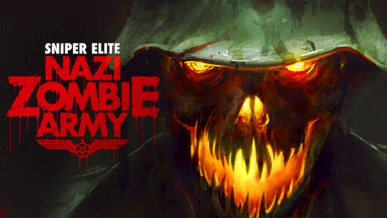 Sniper Elite Nazi Zombie Army logo
