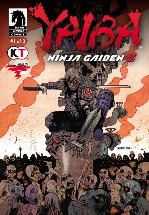 Yaiba Ninja Gaiden Z free Download