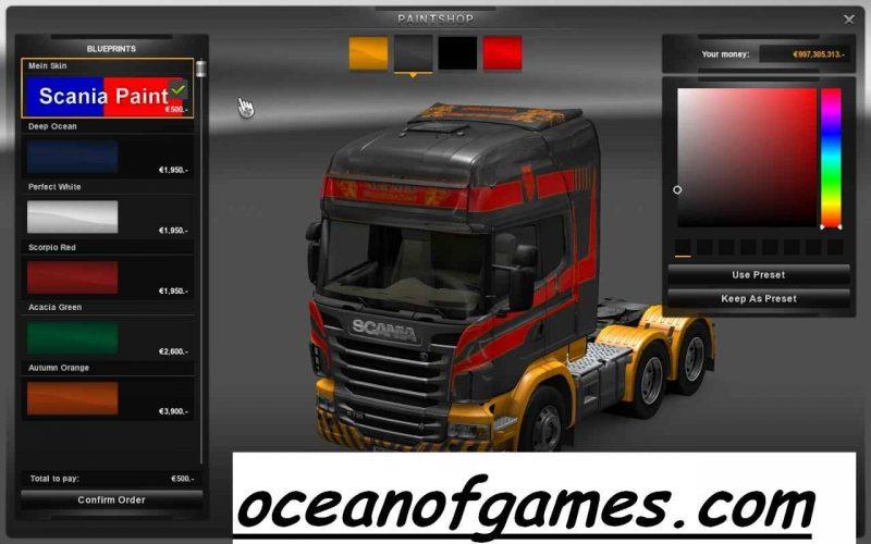 european truck simulator 2 download