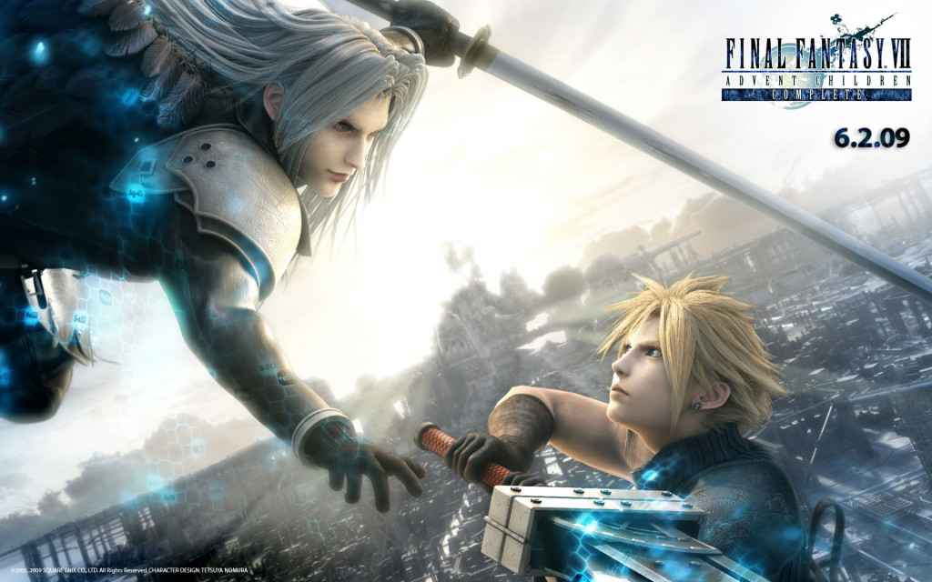 free download Final Fantasy vII 1024x640