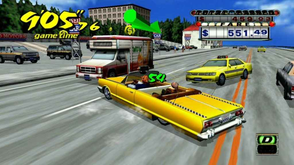 free download crazy taxi 1024x576
