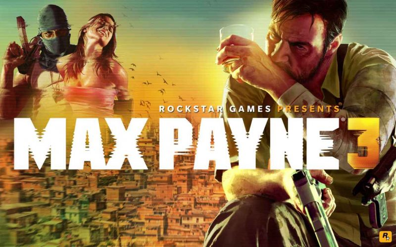 max payne 3 group drawing wallpaper