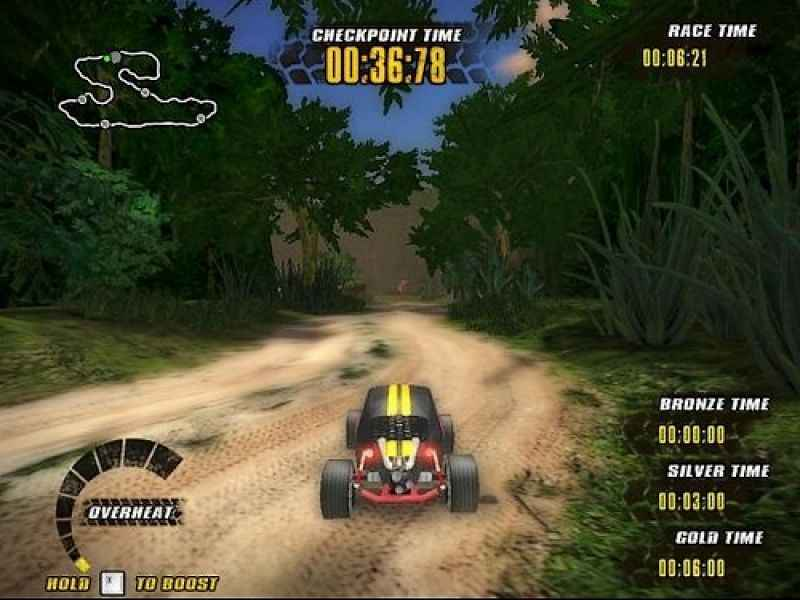 off road racing game