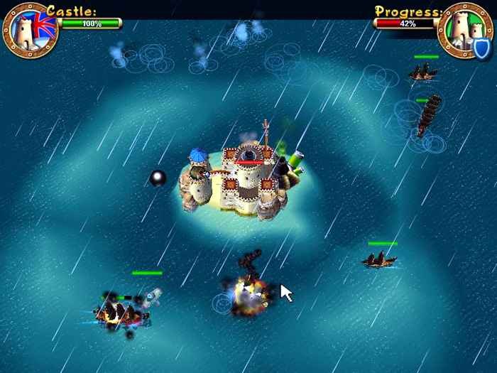pirates battle for the caribbean free download