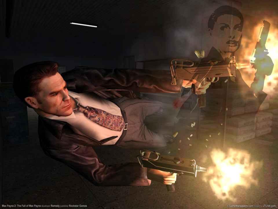 Free Max Payne 2