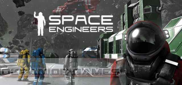 Space Engineers Free Download