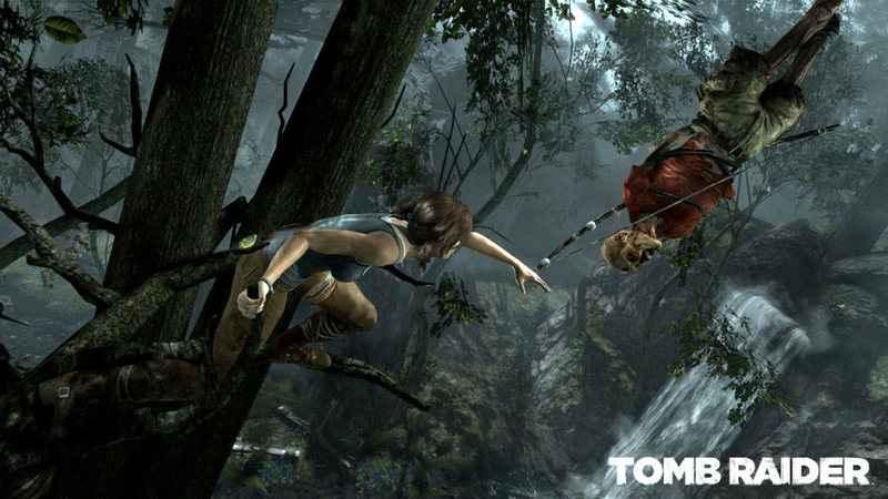 tom raider survival 2013 3