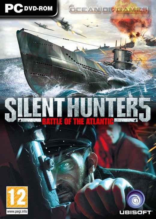 Silent Hunter 5 Battle of Atlantic Free Download