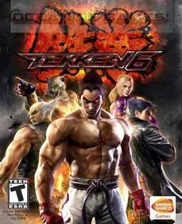Tekken 6 Free Download