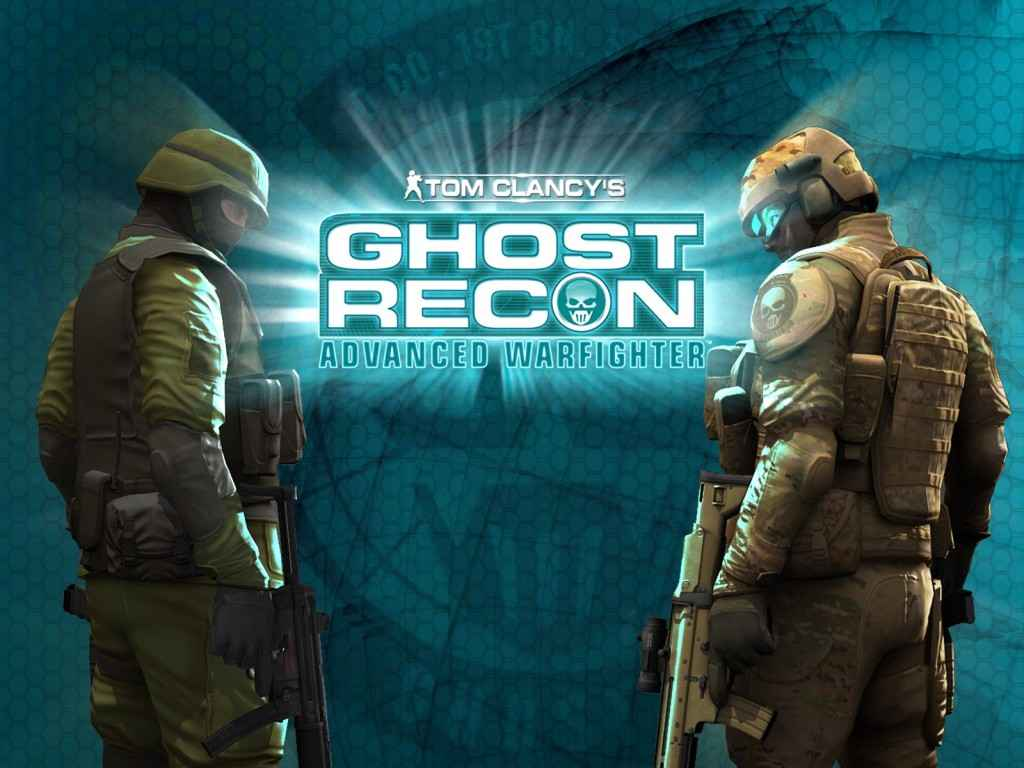 Tom Clancy Ghost Recon Advanced Warfighter Free Download 1024x768