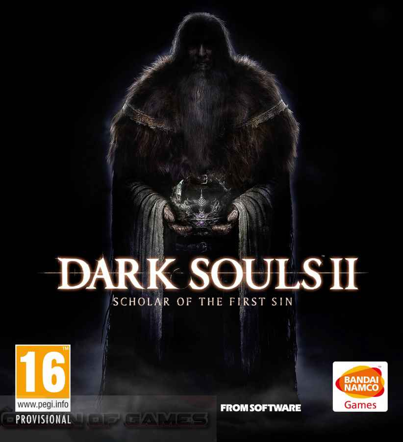 Dark Souls II Scholar of the First Sin Free Download