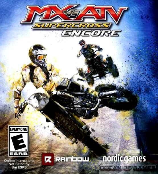 MX vs ATV Supercross Encore Free Download