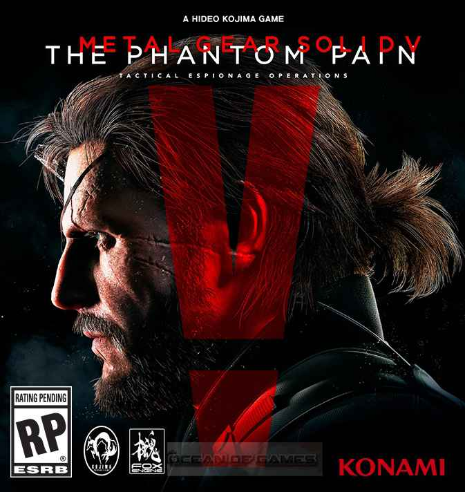 Metal Gear SolidV The Phantom Pain Free Download